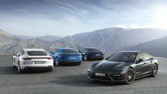 Porsche Panamera 4 E-Hybrid: foto di gruppo