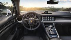 Porsche Panamera 4 E-Hybrid: la plancia