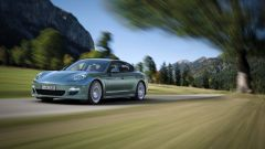 Porsche Panamera Diesel - Immagine: 2