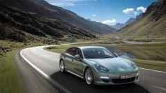 Porsche Panamera Diesel - Immagine: 3