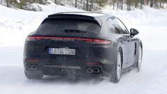 Porsche Panamera Sport Turismo 2020: motori turbo e anche ibridi