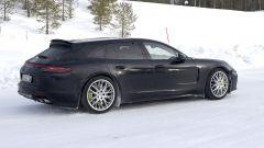 Porsche Panamera Sport Turismo 2020: senza veli la sportiva famigliare tedesca