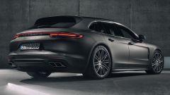Porsche Panamera Sport Turismo: 3/4 posteriore