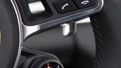 Porsche Panamera Sport Turismo: comandi al volante