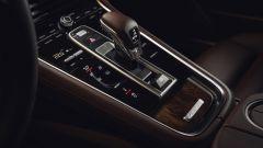 Porsche Panamera Sport Turismo, dettagli interni: cambio