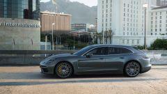 Porsche Panamera Sport Turismo: laterale