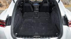 Porsche Panamera Sport Turismo: nel bagagliaio ci sta una bicicletta
