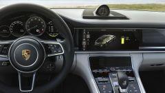 Porsche Panamera Turbo Sport Turismo S E-Hybrid: 680 cavalli green  - Immagine: 3