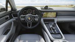 Porsche Panamera Turbo Sport Turismo S E-Hybrid: 680 cavalli green  - Immagine: 4