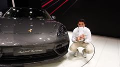 Porsche Panamera Sport Turismo: in video dal Salone di Ginevra - Immagine: 1
