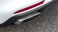 Porsche Panamera Sport Turismo: scarico