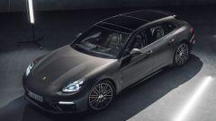 Porsche Panamera Sport Turismo: vista dall'alto