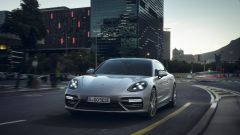 Porsche Panamera Turbo S E-Hybrid Executive: la versione con passo allungato di 150 millimetri