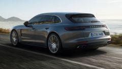 Porsche Panemera Sport Turismo: la Panamera nella sua forma migliore  - Immagine: 1