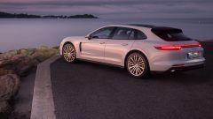 Porsche Panemera Sport Turismo: la Panamera nella sua forma migliore  - Immagine: 2