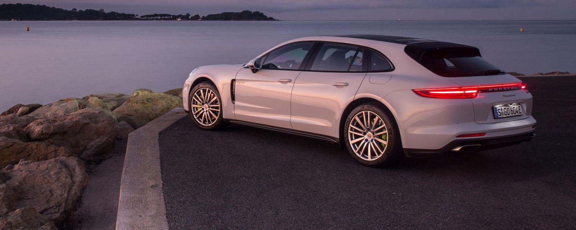 Porsche Panemera Sport Turismo: la Panamera nella sua forma migliore