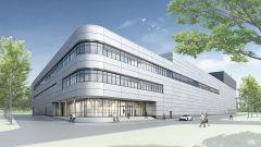 Porsche: pronta la nuova fabbrica per i motori V8 - Immagine: 2