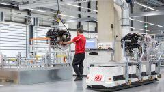 Porsche: pronta la nuova fabbrica per i motori V8 - Immagine: 3