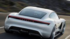Porsche ribadisce: la Mission E non vede una rivale nella Tesla Model S - Immagine: 4