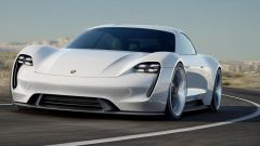 Porsche ribadisce: la Mission E non vede una rivale nella Tesla Model S - Immagine: 1