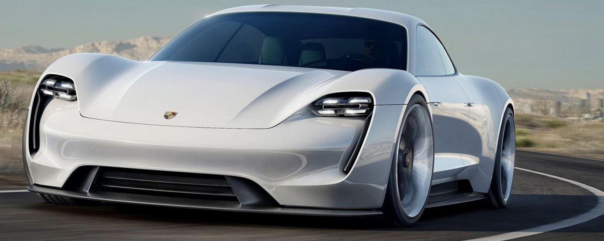 Porsche ribadisce: la Mission E non vede una rivale nella Tesla Model S