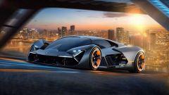 Porsche SPE, la piattaforma per la supercar elettrica del futuro