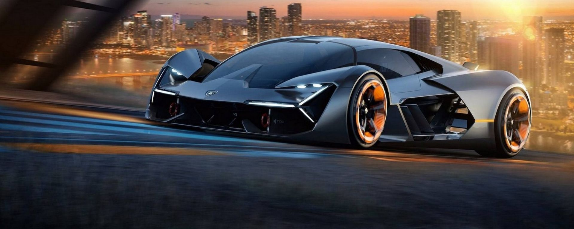 Porsche SPE, la stessa piattaforma della Lamborghini Terzo Millennio?