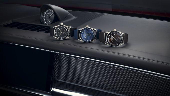 Porsche Sport Chrono, gli orologi a tre lancette