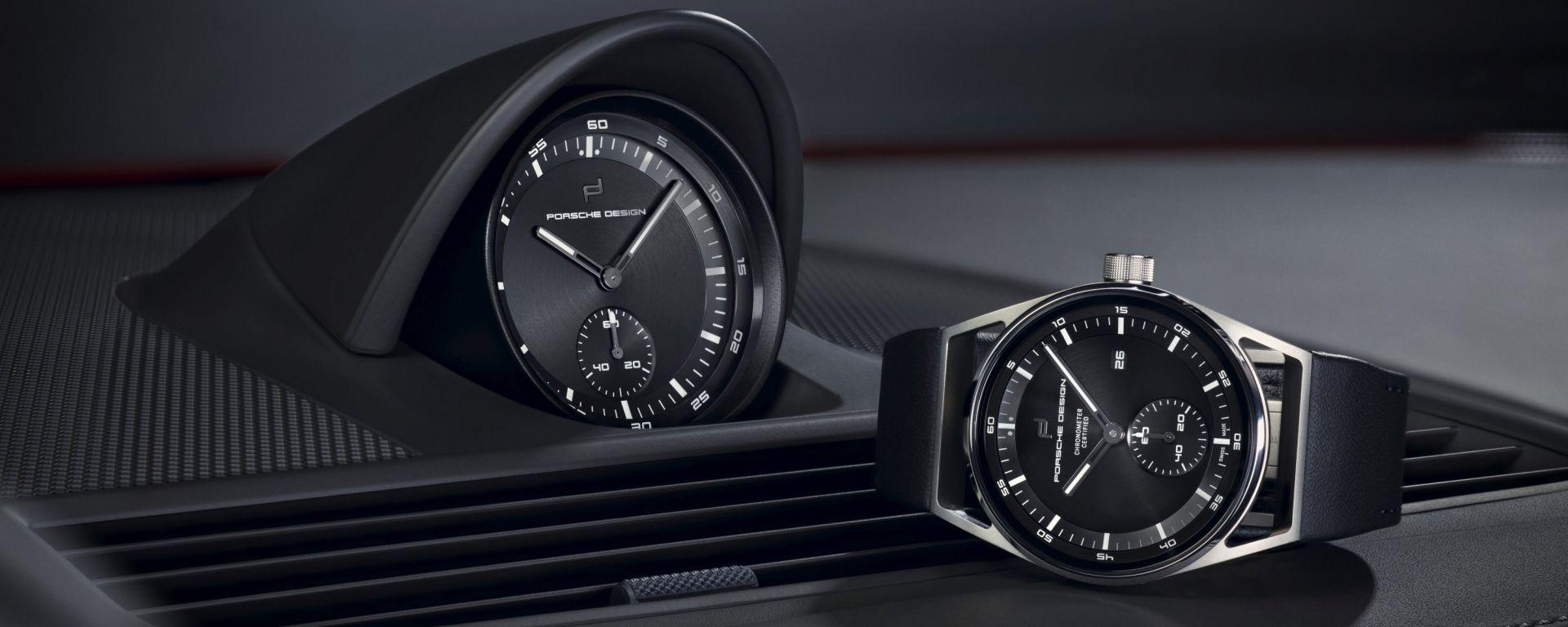 Porsche Sport Chrono, la collezione 2020
