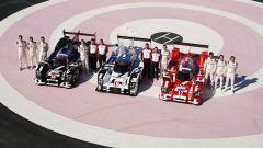 Porsche svela i colori per LeMans - Immagine: 2