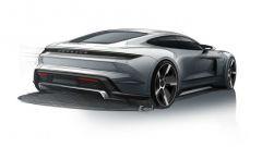 Porsche Taycan: nuove immagini ufficiali - Immagine: 6