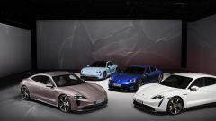 Porsche Taycan 2021: la gamma si arricchisce di una nuova versione entry level a trazione posteriore