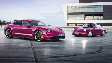 Porsche Taycan 2022: le novità del prossimo anno