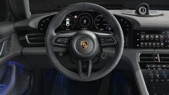 Porsche Taycan 4S, interni
