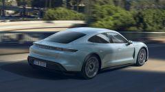Porsche Taycan 4S: la versione entry level