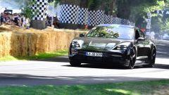 Porsche Taycan al Goodwood Festival of Speed 2019