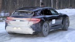 Porsche Taycan Cross Turismo 2020: nuove foto spia