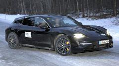 Porsche Taycan Cross Turismo: 3/4 laterale