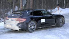 Porsche Taycan Cross Turismo: 3/4 posteriore