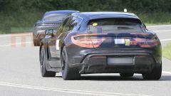Porsche Taycan Cross Turismo, il posteriore