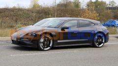 Porsche Taycan Cross Turismo, la produzione dovrebbe cominciare entro settembre 2021