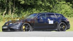 Porsche Taycan Cross Turismo, la variante shooting brake