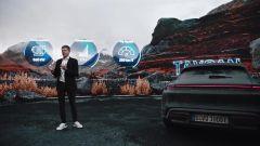 Porsche Taycan Cross Turismo: il video della conferenza di presentazione