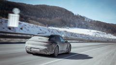 Porsche Taycan Cross Turismo: più spazio per chi siede dietro