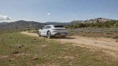 Porsche Taycan Cross Turismo: pronta anche al fuoristrada (leggero)