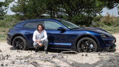 Porsche Taycan Cross Turismo, la video prova di un'avventura 100% elettrica - Immagine: 1