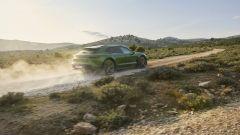 Porsche Taycan Cross Turismo: su richiesta il pacchetto off-road