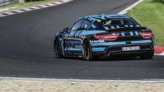 Porsche Taycan, debutto a Francoforte 2019