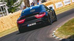 Porsche Taycan: il posteriore