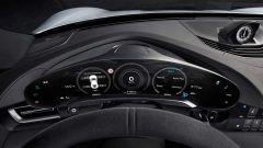 Porsche Taycan, il quadro strumenti digitale